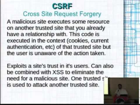 Michael Peters   Web Security 101