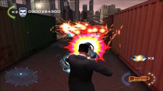 Men in Black II: Alien Escape - Gameplay 1080p 60fps Gamecube - (Dolphin)