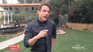 More tips from @MarkSteines about his #lightpainting segment on @homeandfamilytv @hallmarkchannel