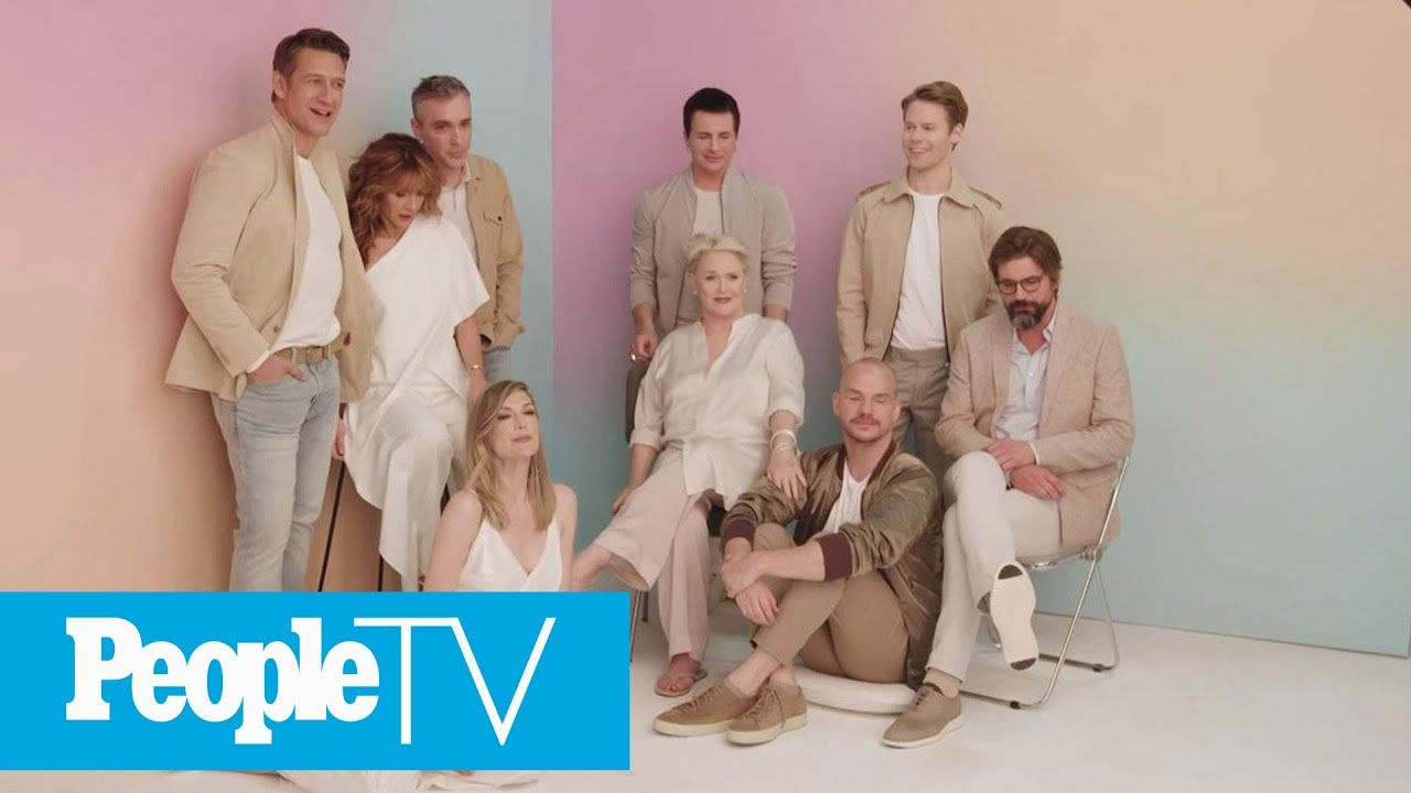 Download 'Queer As Folk' Reunion: The Cast Gets Emotional Looking Back At Groundbreaking Series   PeopleTV