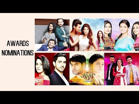 Glitz Telly Awards 2018 : NOMINATIONS | Naamkarann | Ishqbaaaz | Kundali Bhagya | Swabhimaan .....