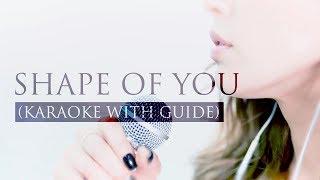 Ed Sheeran - Shape Of You-Karaoke with guide ( cover by sonhan)