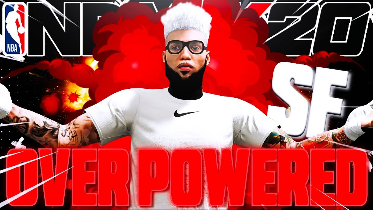 THIS IS THE MOST OVERPOWERED SMALL FORWARD BUILD IN NBA 2K20!