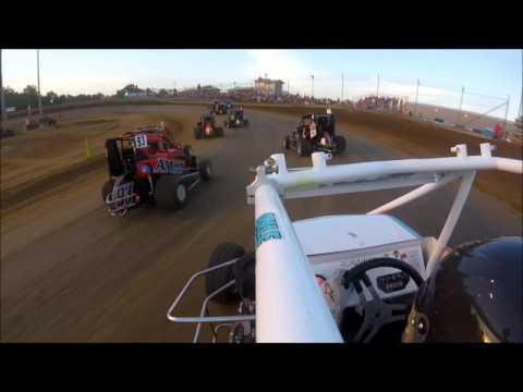 Southern Illinois Raceway | TSM Night 2 | July 30th, 2016 | Heat Race | Collin Wece