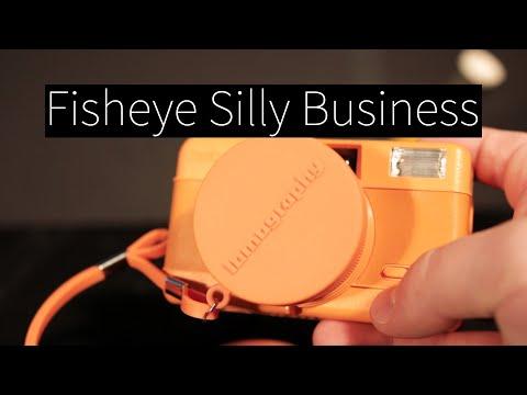 Plastic Adventures: The Lomography Fisheye