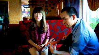 Phố Cổ - Acoustic cover - Mai Anh -