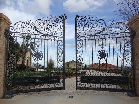 10 Best Wrought Iron Garden Gates
