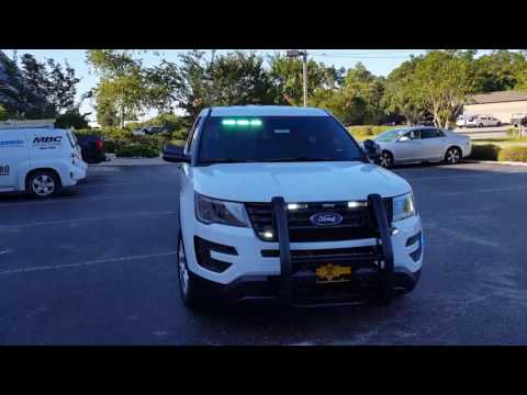 Horry County Sheriff's Office Explorer PIU