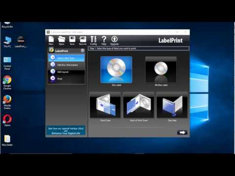 Uninstall CyberLink LabelPrint 2.5 On Windows 10