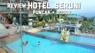 Review Lengkap Hotel Seruni Puncak Bogor | Referensi Resort Waterpark Outbound Wisata Keluarga