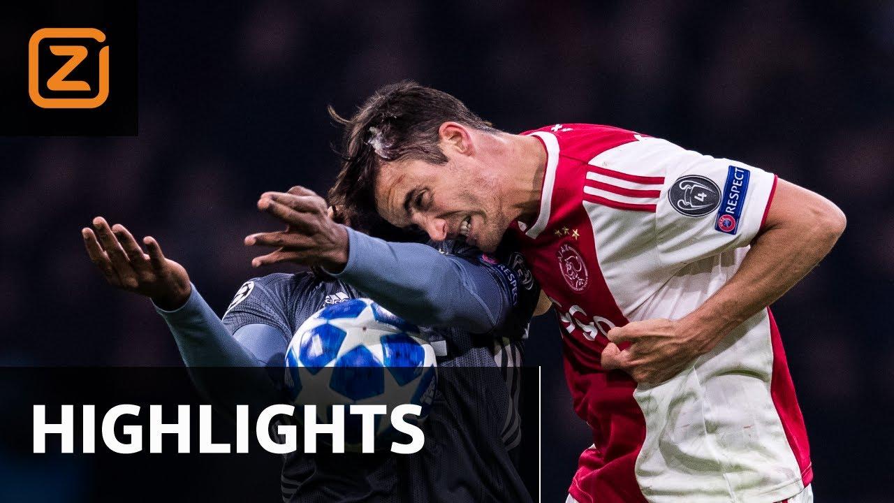 BLOED, ZWEET EN SPEKTAKEL!!   Ajax vs Bayern München   Champions League 2018/19   Samenvatting