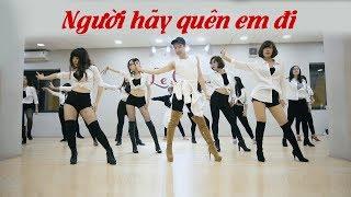 Bài nhảy mẫu | NGƯỜI HÃY QUÊN EM ĐI | Sexy Heels | Dancing with Minhx