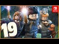 Lego Harry Potter Collection HD Part 19 The Dark Lord Returns (Nintendo Switch)