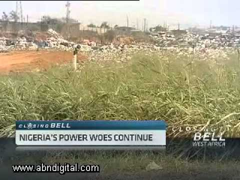 Nigeria's Power Woes Continue