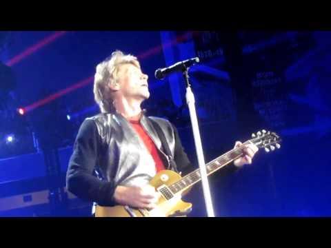 Bon Jovi - RUNAWAY - Lubbock, Texas - United Spirit Arena - 3/17/2013