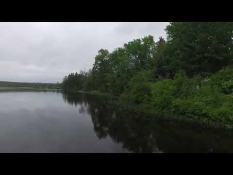 Harbor Pond Townsend Massachusetts DJI Phantom 3