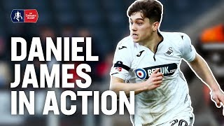 Daniel James:  Manchester United's New Signings' Goals & Assists!   Emirates FA Cup