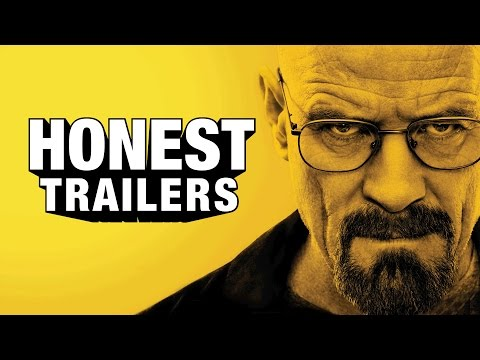 Honest Trailers   Breaking Bad Poster
