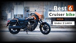 Top 6 Cruiser Bikes Under 2 Lakh in india 2020 || Best Bikes Under 2 Lakh