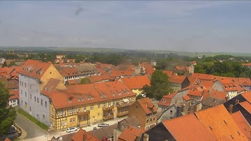 Webcam Rathaus Bad Langensalza