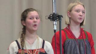 """Вторая песня о звёздах из к/ф """"Про Красную Шапочку"""""""