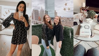 VLOG: meet my assistants! trader joes haul, getting REAL about student loans + more