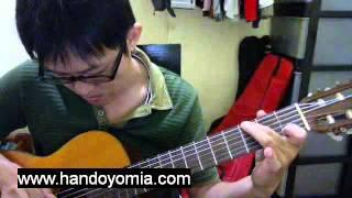 Semua Tentang Kita - Peterpan - Fingerstyle Guitar Solo