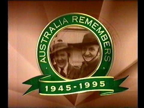 1995 ANZAC Day March (Brisbane city)