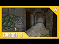 Minecraft Survival Let's Play Ep. 3 | STRIP MINE & FINDING A DUNGEON