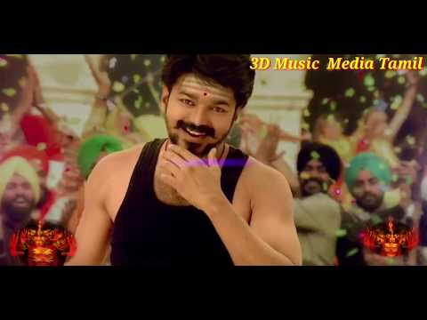 Enjoy The 3d Experience With Headphones..Mersal - Alaporan Tamilan Song 3D Version // A.r Rahman//