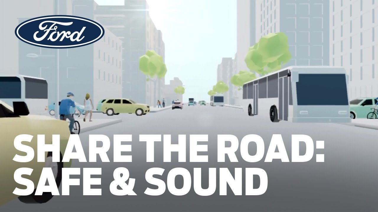 Ford's 8D Sound Experiment Reveals Dangers of Wearing Headphones on the Road