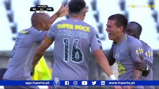 Belenenses- FC Porto, 2-3 (resumo)