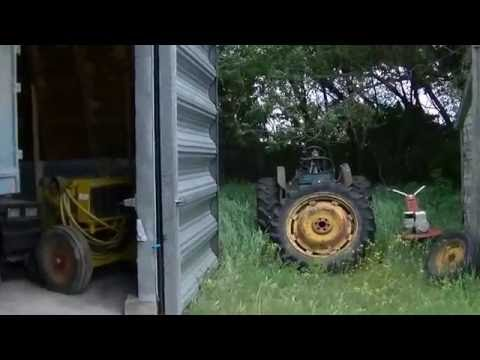 Ford/Fordson Tractor Collection - zeketheantiquefreak