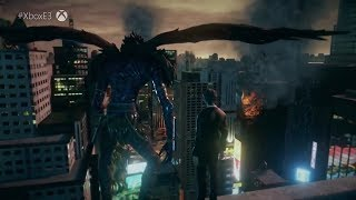 THE HYPE IS REAL! JUMP FORCE Trailer E3 2018 ft. Death Note (PS4/XBOX ONE/PC)
