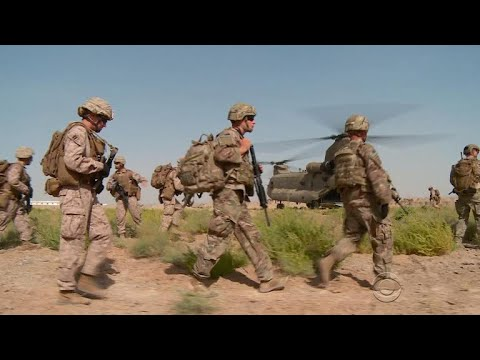 Marine general never thought he'd be back in Afghanistan