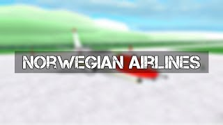 ROBLOX | Norwegian Airlines Boeing 737-800 Flight