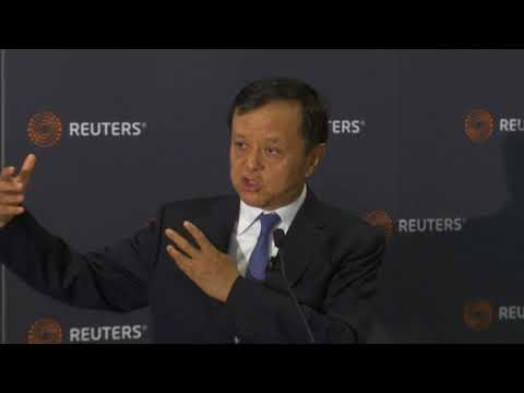 Reuters Newsmaker, Interview with HKEX Chief Executive Charles Li