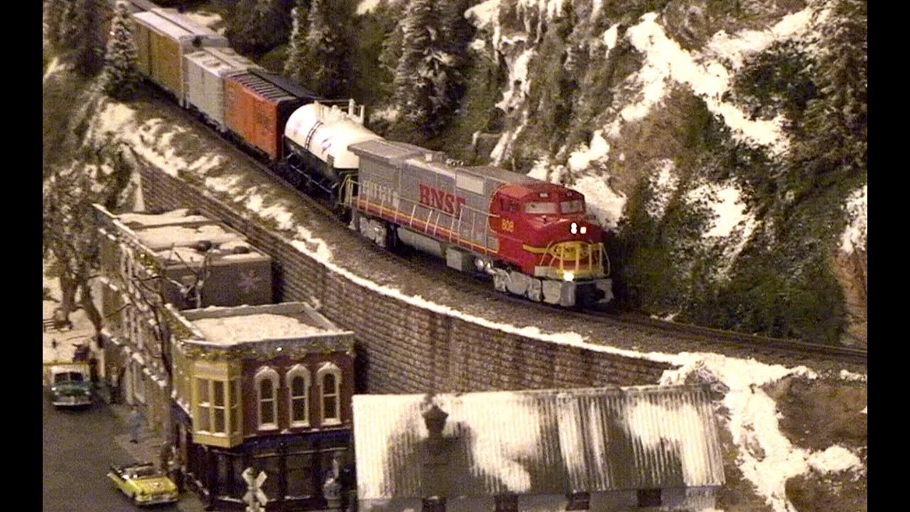 incredible lionel train set youtube