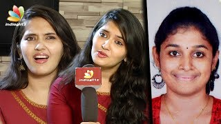 I'm really proud to act in Swathi Kolai Vazhakku : Actress Aayira | Real Murder Case Movies