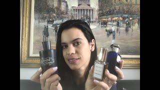 "Meus perfumes ""diferentões"""