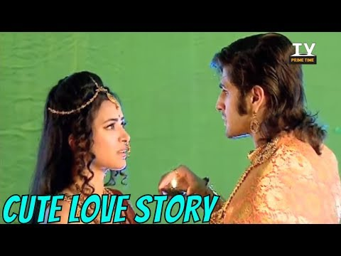 Chandra cooks up cute love story with...