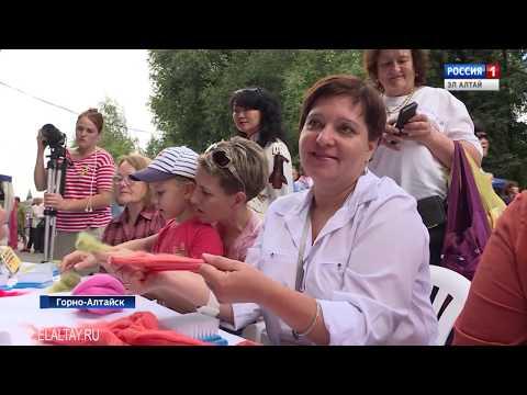В Горно-Алтайске завершился первый гастрономический фестиваль