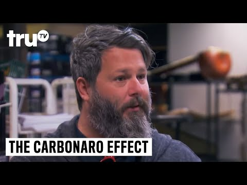 The Carbonaro Effet - Reed-Carving Chinchilla Revealed