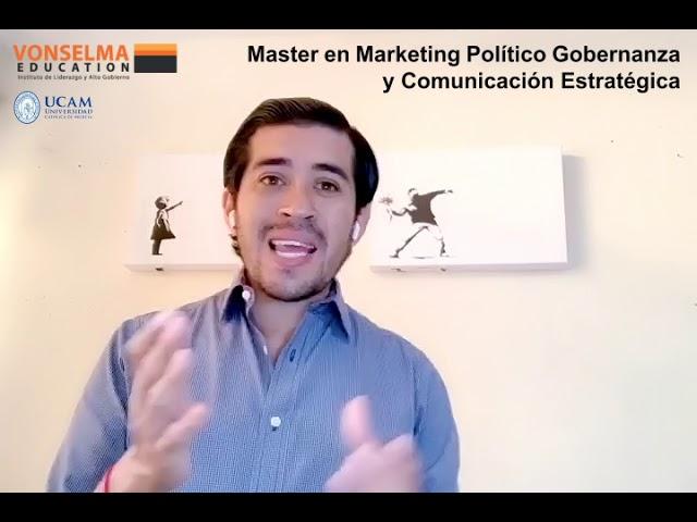 Máster en Marketing Político, Gobernanza y Comunicación Estratégica, opinión de kike Mireles #México