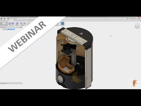 Fusion 360 Webinar: Sculpting Basics & More
