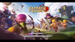 Série de Clash of Clans atacando cv 8 com mago balão e gigante #5