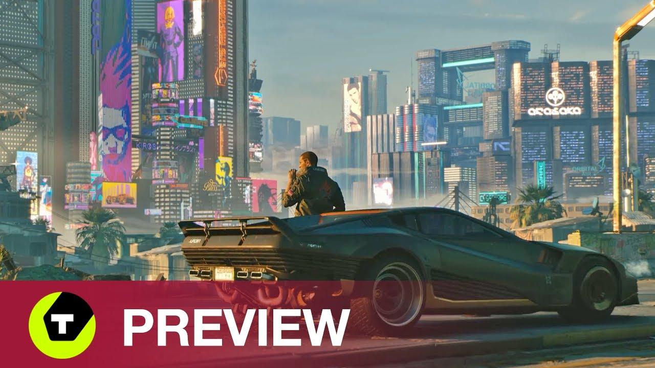 Cyberpunk 2077 Preview  - De beste game van E3 2019