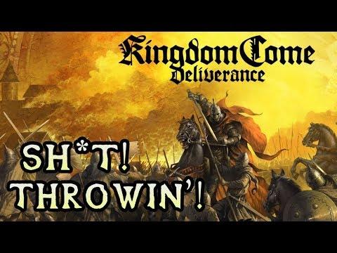 MEDIEVAL TOMFOOLERY! Kingdom Come Deliverance