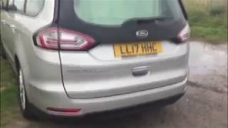 2017 10 09 - Uber TfL minicab driver sleeping in car in public space