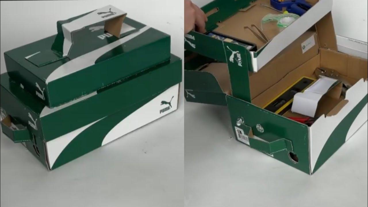 Nicole McLaughlin's Shoebox Toolbox